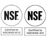 NSF/ASI 61-G & 372